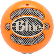 Blue Microphones Snowball USB Microphone - Neon Orange