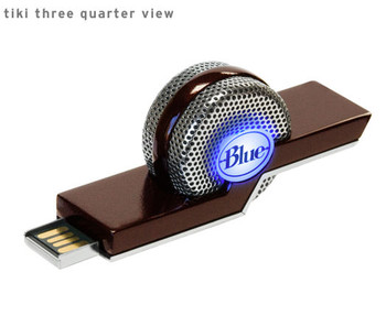 Blue Microphones Tiki Ultra Compact USB Microphone
