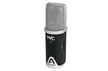 Apogee Professional Microphone for Garageband on IPad, IPhone and Mac