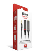 IK Multimedia iLine Mono Output Splitter Cable