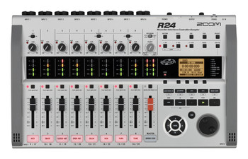 Multi-Track Recorder/Interface/Controller/Sampler
