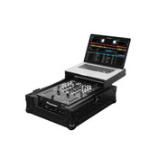"Universal 10"" DJ Mixer Low Profile (1-Tier) Glide Style Case - Black"