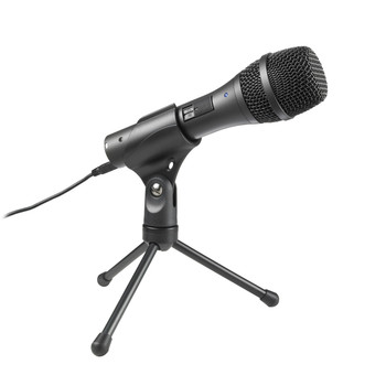 AT2005USB Dynamic Handheld Microphone with Digital(USB) & Analog (XLR) Outputs