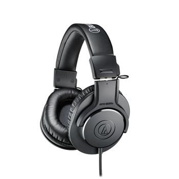 ATH-M20X Closed-Back Dynamic Monitor Headphones