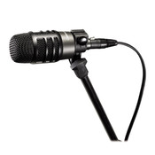 ATM250DE Cardioid Condenser and Hypercardioid Dynamic Dual-Element Instrument Microphone