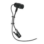 ATM350CW Cardioid Condenser Clip-On Instrument Microphone