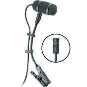 PRO35CW Cardioid Condenser Clip-On Instrument Microphone