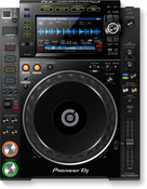 Pioneer CDJ-2000NXS2 Touch Screen Multi-Player