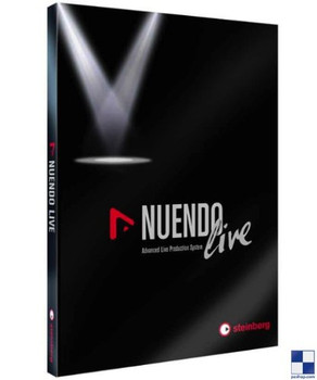 Steinberg 502028124 Live Professional Multitrack Live Recording Software