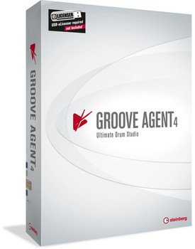 Steinberg 45336 Groove Agent 4 Virtual Instrument Software