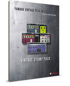 Steinberg 502015073 Vintage Stomp Pack VCM Guitar Effects Plugin Bundle (VST)