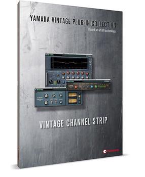 Steinberg 502015071 Vintage Channel Strip VCM Plug In Bundle (VST)