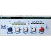 Steinberg 502015051 RND Portico 5043 Compressor Audio Plug-in