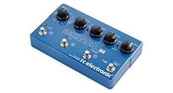 960900005 Flashback X4 Delay and Looper Pedal