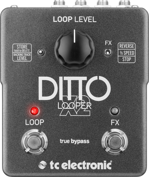 960804001 Ditto Looper X2 Effects Pedal