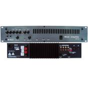 MA2152 Stereo 100 Watt Mixer/Amplifier 2U