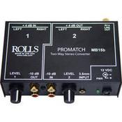 MB15b Promatch 2Way +4/-10 Converter