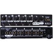 MX122 Mini Mix Pro 4Ch Stereo w/Mic
