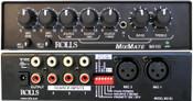 MX153 Mix Mate 1/2 Rack Mic/Source Mixer