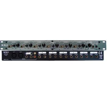 RA62c 6 Ch Pro Headphone Amp 1U