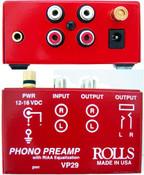 VP29 Phono Preamp