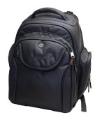 G-CLUB BAKPAK-LG Large G-CLUB Style Backpack - Black