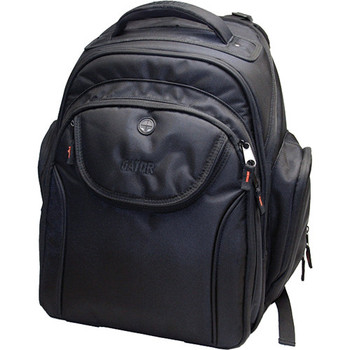 G-CLUB BAKPAK-SM Small G-CLUB Style Backpack - Black