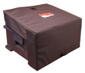GDJ-10X6 Molded PE Slant Top DJ Console Rack Case