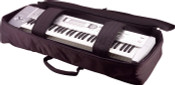 GKB-88 Keyboard Gig Bag for 88-Key Keyboards