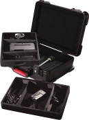 GM-7W-TSA ATA Molded Wireless Mic Case