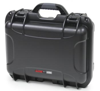 G-MIX Waterproof Injection-Molded Case w/Foam Insert - Black
