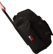 "Rolling Speaker Bag for Most 15"" Speakers"