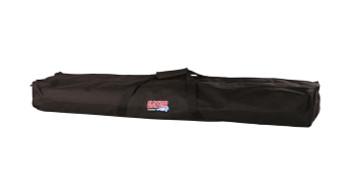 GPA-SPKSTDBG-58DLX Speaker Stand Bag w/2 Compartments - Black