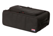 GR-RACKBAG-2UW Lightweight Rolling Rack Bag - Black