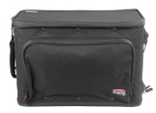 GR-RACKBAG-3UW Lightweight Rolling Rack Bag - Black