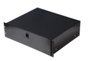 GRW-DRWDF3 Rackworks 3U Lockable Rack Drawer w/Foam