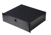 GRW-DRWDF4 Rackworks 4U Lockable Rack Drawer w/Foam