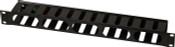 GRW-PNLCBLMNG1 Gator Cases Rackworks 1U Cable Management w/Cap