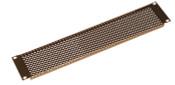 GRW-PNLPRF2 Rackworks Perforated Rack Panel (2RU)