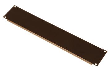 GRW-PNLSTFG1 Rackworks 1.2mm Steel Flanged Panel (1U)