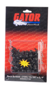 Gator Cases GRW-SCRW100 Rackworks 10/32-inch x 3/4-inch Rack Screw (100 Pack)