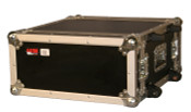 G-TOUR 4UW ATA Flight Rack Case w/Wheels