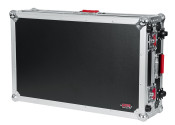 G-TOURDSPDDJSX Road Case Custom Fit for Pioneer DDJ-SX Controller - Black