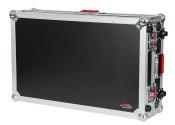 G-TOURDSPDDJSX Road Case Custom Fit for Pioneer DDJ-SX Controller - Black