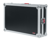 G-TOURDSPUNICNTLA Universal Fit Road Case for Large Sized DJ Controllers - Black
