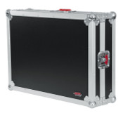 Gator Cases G-TOURDSPUNICNTLB Universal Fit Road Case for Medium Sized DJ Controllers - Black