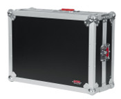 G-TOURDSPUNICNTLC Universal Fit Road Case for Small Sized DJ Controllers - Black
