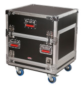 G-TOUR-GRC-1406 ATA Console Wood Flight Rack Case