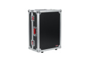 G-TOURQU16 ATA Wood Flight Case for Allen & Heath QU16 Mixing Console - Black