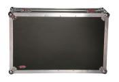 G-TOUR-SLMX10 ATA-Tour Style 10U Slant Top Mixer Case w/Fixed Rail